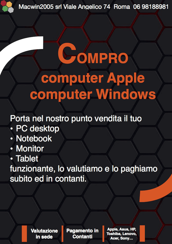 Compro Computer Usato