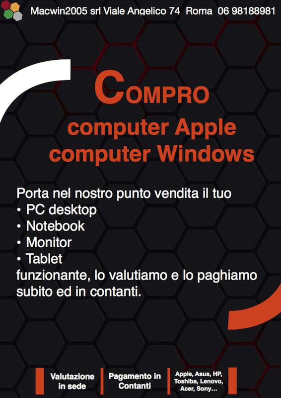 Compro Computer Usati