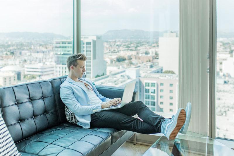 smart working - lavoro da casa