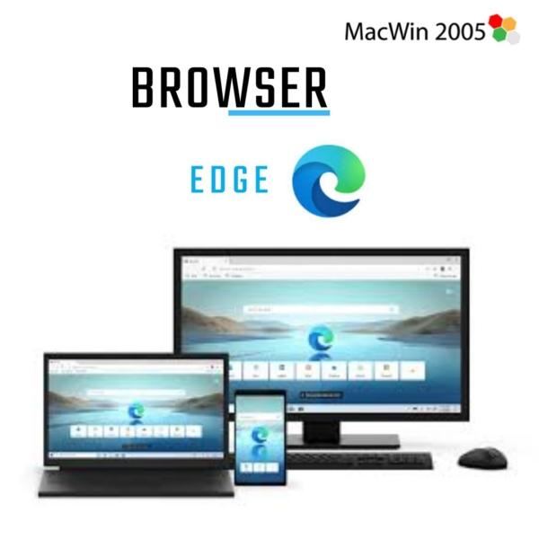 EDGE è il nuovo browser di Microsoft