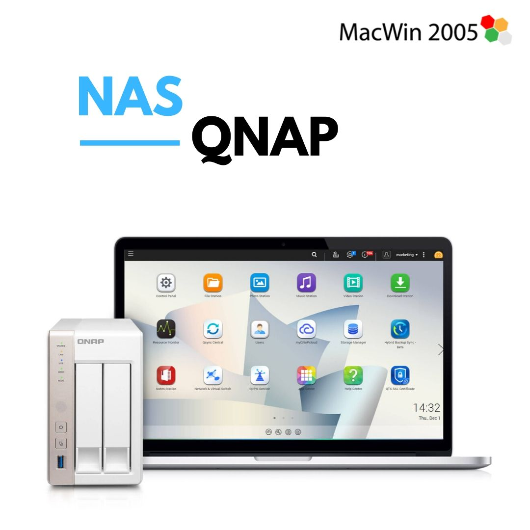 10 motivi per buttare via i dispositivi esterni e prendere un QNAP NAS